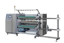 metallic yarn slitting machine