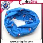 Wholesale good quality tube bandana stretchy headbands
