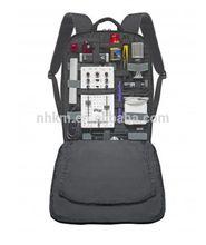 COCOON grid-it Laptop backpack Men double shoulder bag Travel backpack computer bag