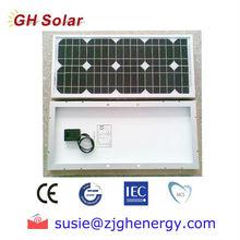 A class high quality mono 70w solar panel