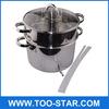 fruit juice distilling pot