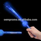 Light Up LED Glowing stick and LED Flashing Fiber Optic wand