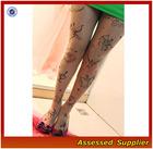 Sexy Girls Constellation Stocking/Young Girls Constellation Pattern Silk Socks/Girls Sexy Picture Silk Leggings