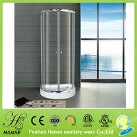HS-SR9069 Sanitary ware new design small circular shower enclosure