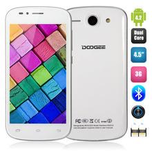 G 1 Mobile Phone MTK6572 Dual-core 4.5inch 854 x 480 512MB 4GB Dual Camera 2.0MP + 5.0MP DOOGEE RAINBOW DG210