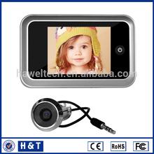 Security digital eye door viewer LCD,HD camera eye