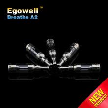 New vv vw ecig stainless steel Breathe cigarette, 2014 patent A2 airflow adjustable mod huge electronic cigarette