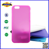 China Manufacturer Ultra Thin Matte crystal Hard Back Case Cover For iPhone 6--Laudtec