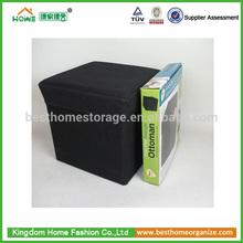 Folding Home Storage Stool Storage Box