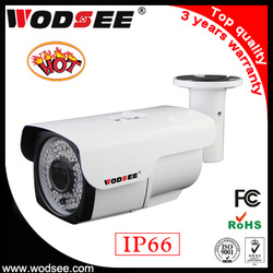 2014 most competitive 3.0MP varifocal lens vandal proof IR model poe IP camera