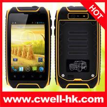 Hummer android 4.2 no brand H1+ IP67 waterproof shockproof smart phone
