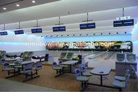 Brunswick bowling lane (xima bowling synthetic lane compatible with Brunswick)