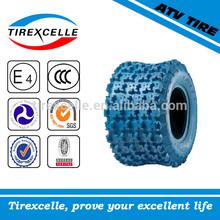 22*11.00-9 blue ATV tire