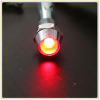 neon indicators 6mm panel mounting hole LED 12v blue 220vac battery indicator blinking led light