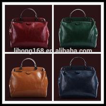 2014 newest designer leather handbags, tote bag for women