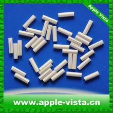 Standard Split Ceramic fiber optic Sleeve/Zirconia Ceramic Tube For Fiber