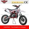 50cc Cheap Kids Gas Dirt Bikes for Sale (DB710)
