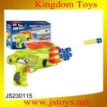 wholesale plastic gun toys soft bullet gun toy for kids