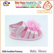 venta al por mayor baratos baby sandalias de niña en a granel