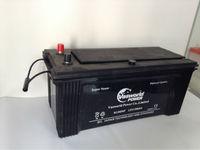 high capacity N190 12V190AH MF car battery for car or truck starting