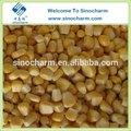 congelado iqf super granos de maíz dulce de la nueva temporada