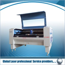 Guangzhou Advertising Sign Laser Cutting Machine Manufacturer New Design 150W CO2 Acrylic 25mm and 2mm Stainless Steel Cutting