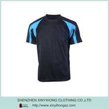 Fashion Design Dry Fit Mens Breathable Sport T-Shirts