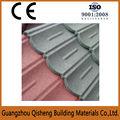 échantillon gratuit qisheng métal toit de tuiles prix bardeaux d'asphalte