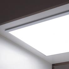 2014 new products 80lm/w CRI 80 led panel lighting
