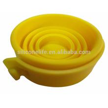 FDA/LFGB Silicone Cups with Handle/Ear