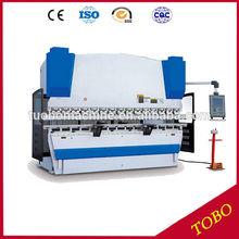 Europe standard 4 Axis CNC Hydraulic Bending Machine with DA56 for Bend Metal Steel Sheet