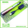 Free sample most colorful e cigarette vaporizer ego q blister kit with best HGA battery core from china