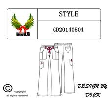 GD 20140504 pants / cargo pants / trousers