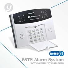 High quality GSM/SMS gsm/pstn home alarm with Auto dialer