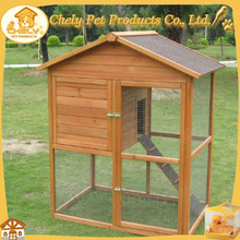 Easy-cleaning Wooden chicken kennel Equipment With Large Run Pet Cages,Carriers & Houses