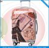 2015 new lightweight fashion travel trolley hardside luggage sets
