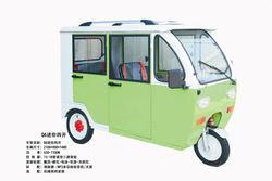bajaj type passenger electric tricycle