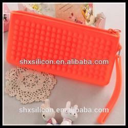silicone purses,silicone woman handbags, wholesale china rubber silicone handbags