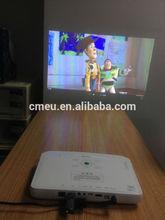HDMI*2, USB*2, TV/DVB-T, AV,VGA,WIFI 1080p 3d led projector led projector 2200 lumens 3D DLP Projector