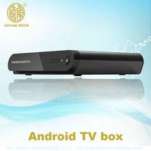 Best smart google xbmc amlogic mx 4.4 android quad core tv box 4k