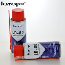 WD-40 anti-rust lubricant motor lubricant oil