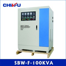 CE ROHS approved 100KVA SBW series three phase compensated manostat