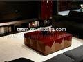 Divany móveis sala de jantar de café perfil de alumínio para a cozinha portas de armário