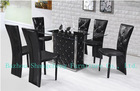 latest designs of dining tables/modern elegant dining table set