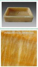 Mel mármore ônix farm pia