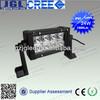 6 inch cree led light bar for utv 24w ip67 waterproof led emergency light bar1680lm led light bar for tow truck