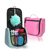2014 The new design travel foldable hanging cosmetic bag