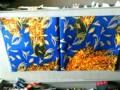 dourado brilhante super de cera africano estampas de tecido