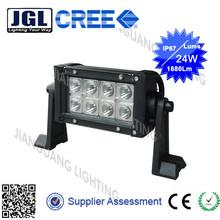 cree led offroad light bar 1680 lumen mini led light bar ip67 water proof led light bar 4wd
