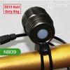 Inton popular rechargeable 1000 lumen cree led bike helmet light mount